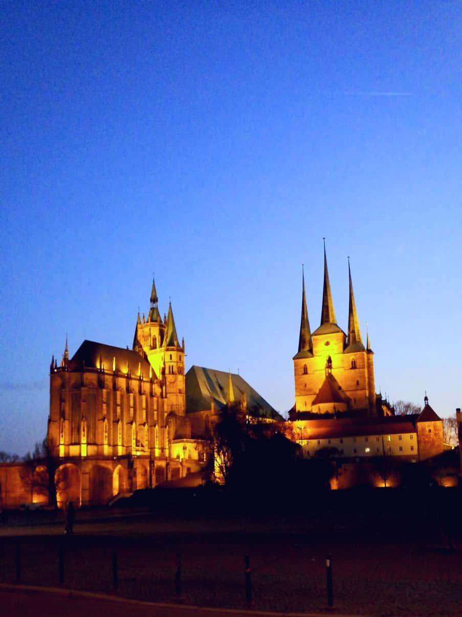 Erfurt: Warum ich Dich liebe und trotzdem verlasse