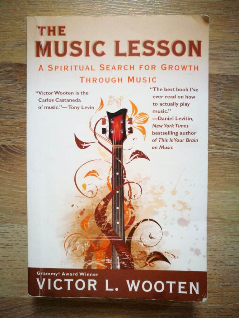 Victor Wooten: The Music Lesson
