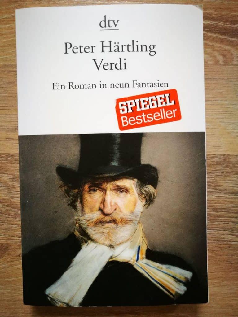 Peter Härtling - Verdi