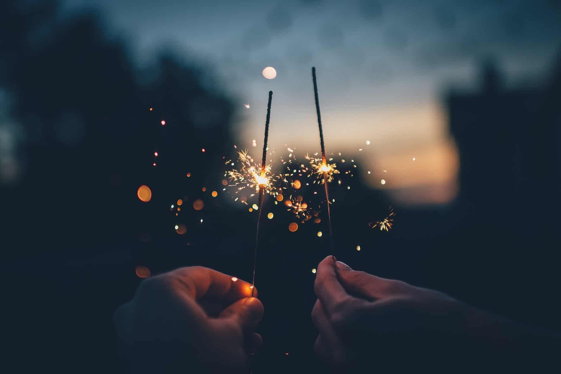 Was ich Dir und mir für das neue Jahr wünsche
