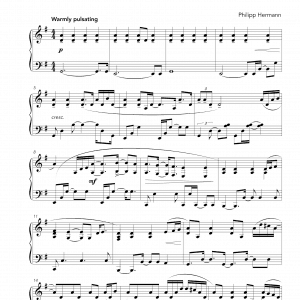 epiphany Sheet Music – Download