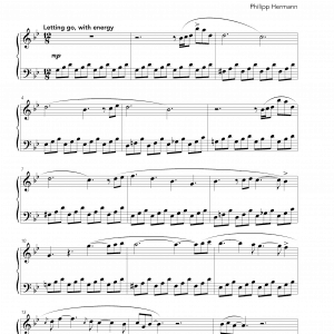 glow Sheet Music – Download