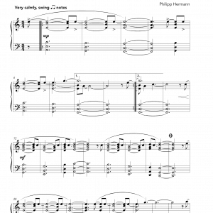 humans Sheet Music – Download