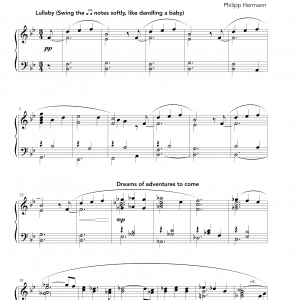 lotta Sheet Music – Download