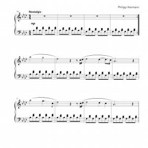sepia Sheet Music – Download